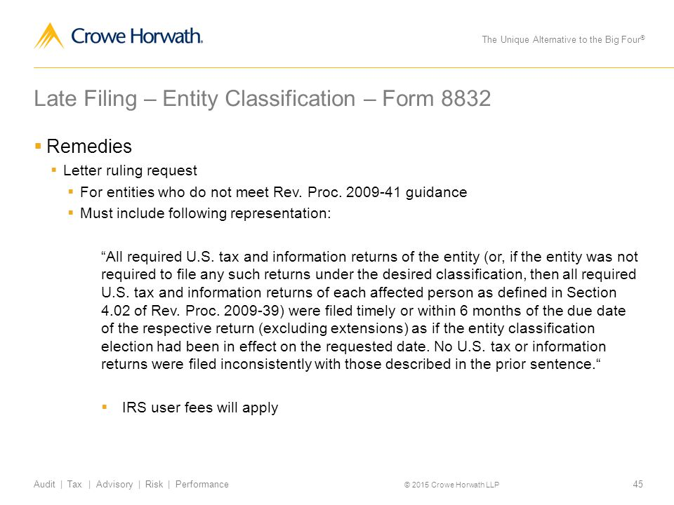 What To Do When You Miss A Filing Deadline Ppt Download