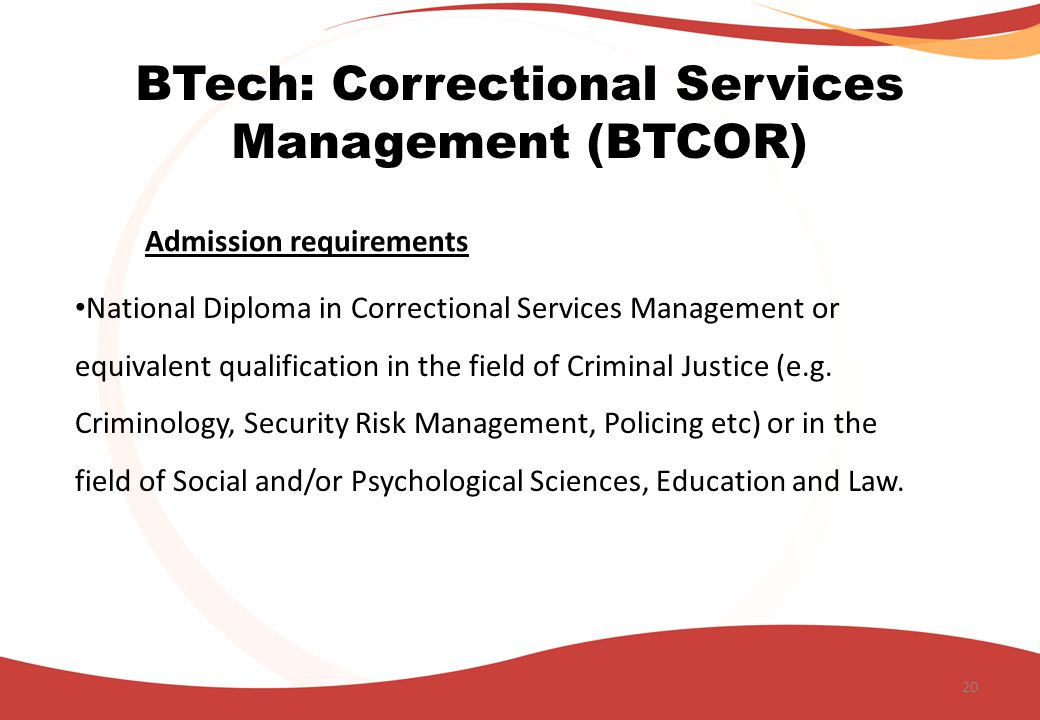correctional management Correctional management 27 all of the participants recognized that in the absence of an appropriate management information system, or some other data collection and analysis system, there.