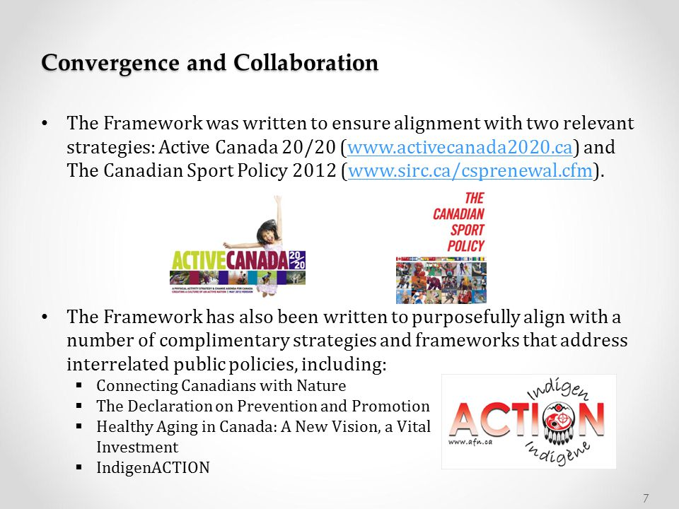 Convergence and Collaboration