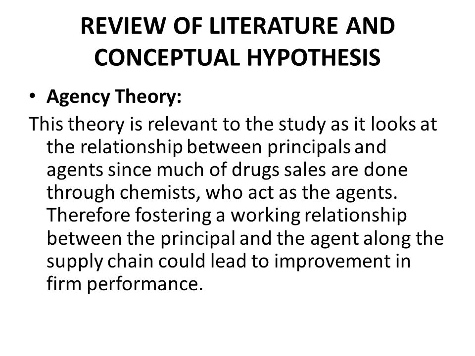 literature review on theories of motivation
