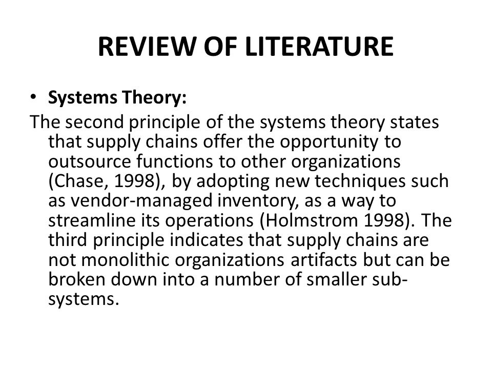 systems theory research paper View this research paper on bowen systems theory it is essential to understand the behavior of a person before engaging in assisting them to overcome their.