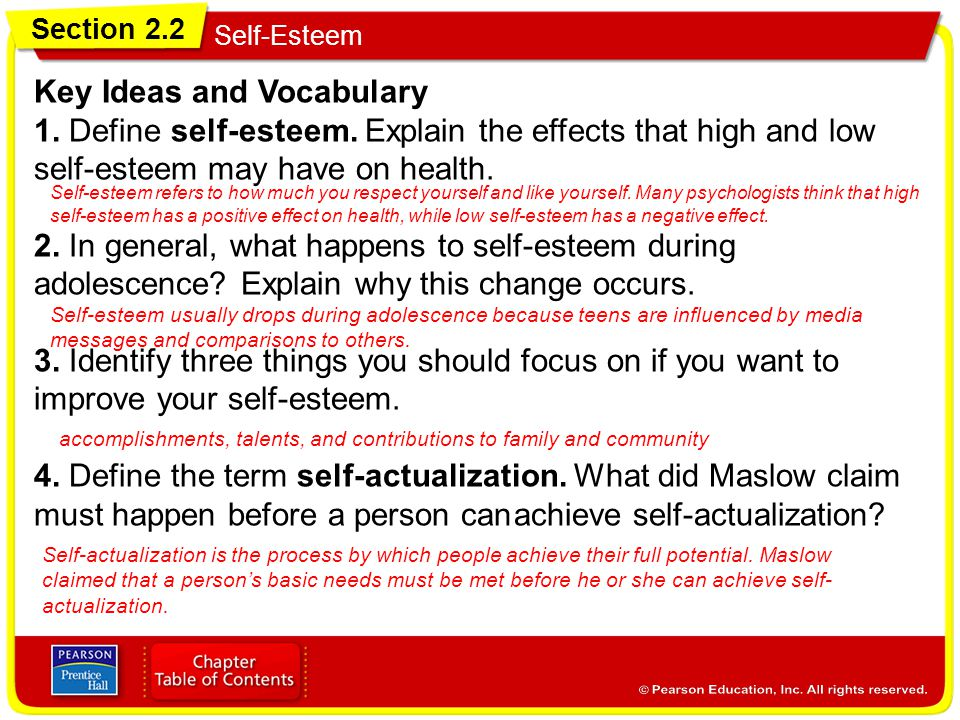 Key Ideas and Vocabulary