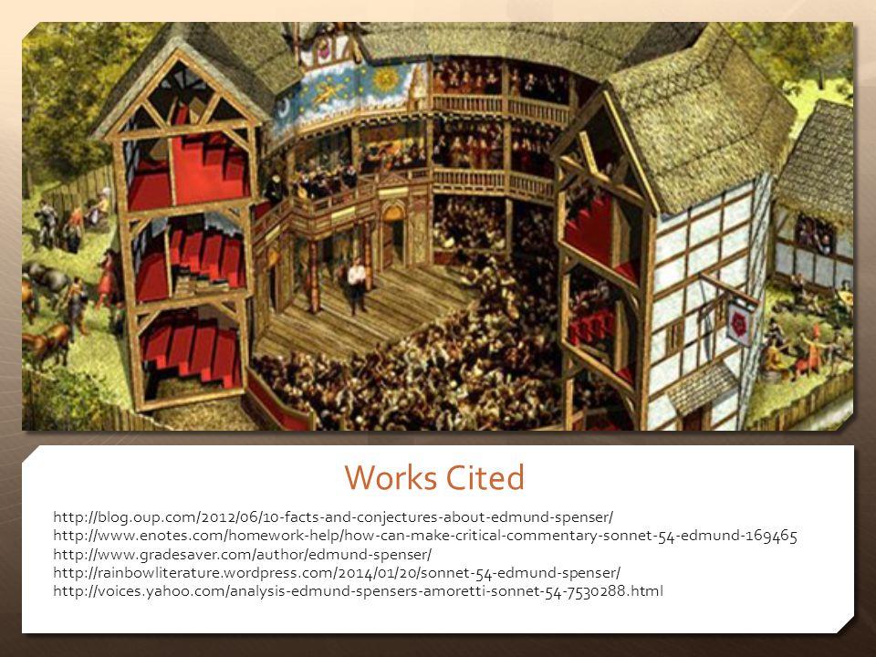 analysis of amoretti sonnet 30 edmund spenser