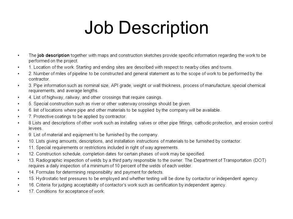 job description for construction worker zrom tk