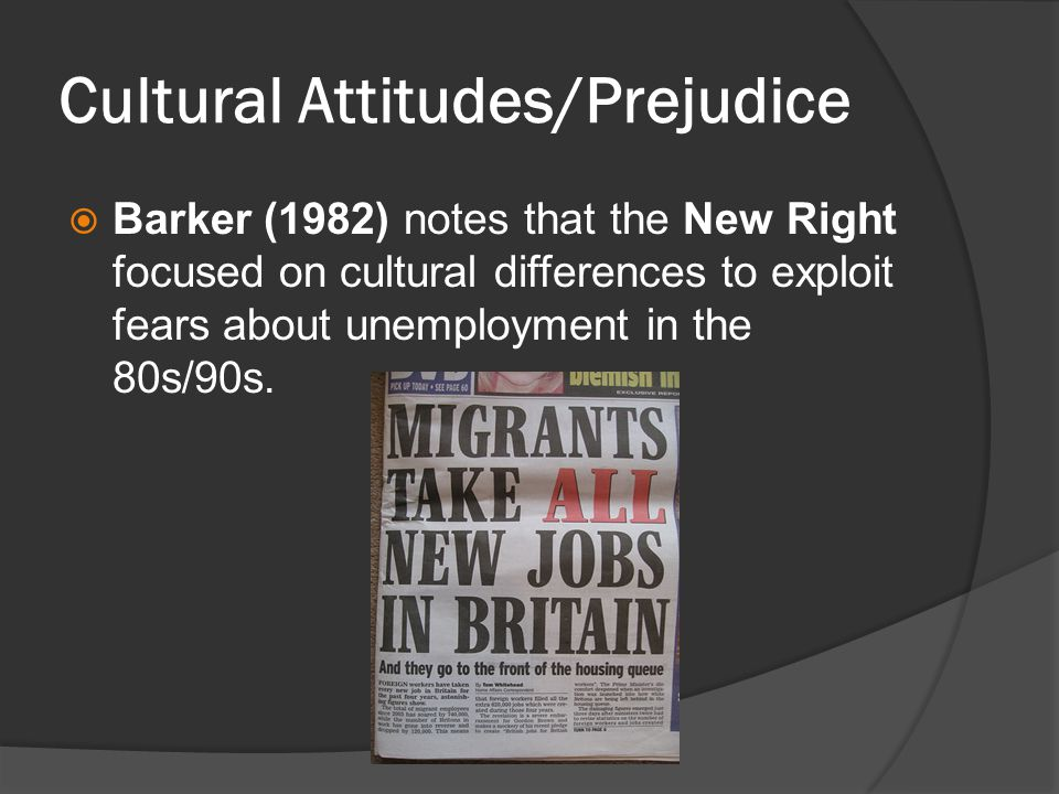 prejudice attitudes In two studies, study 1 and study 2, we examine whether attitudes toward people with intellectual disabilities, like sexism and racism, consist of two forms—a classical and a modern, where the classical is overt and blatant and the modern is more subtle and covert.