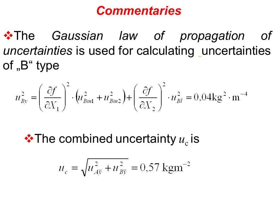 iso guide to the expression of uncertainty in measurement pdf