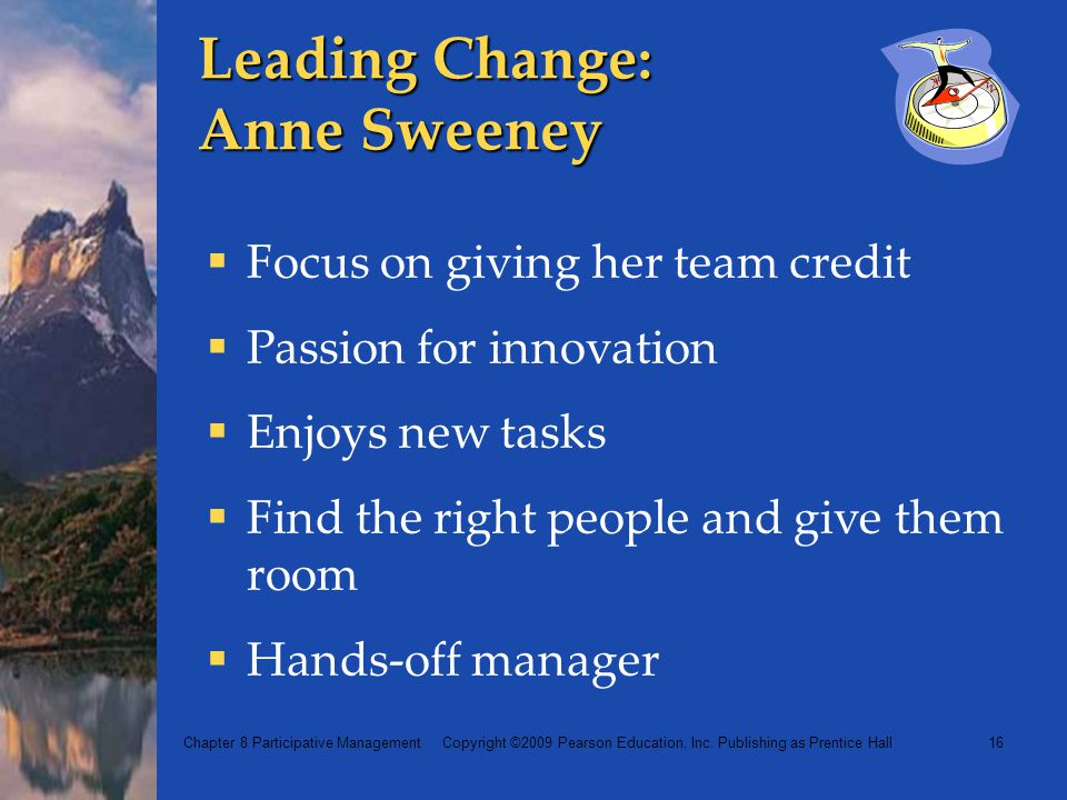 Leading Change: Anne Sweeney