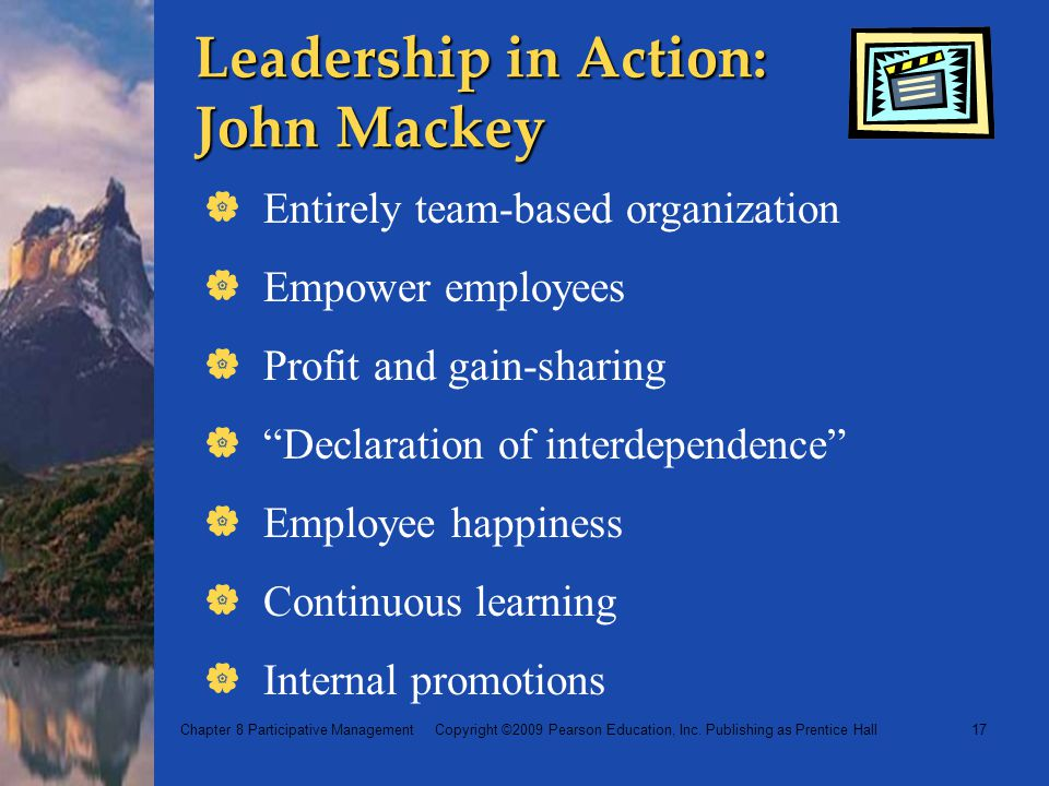 Leadership in Action: John Mackey