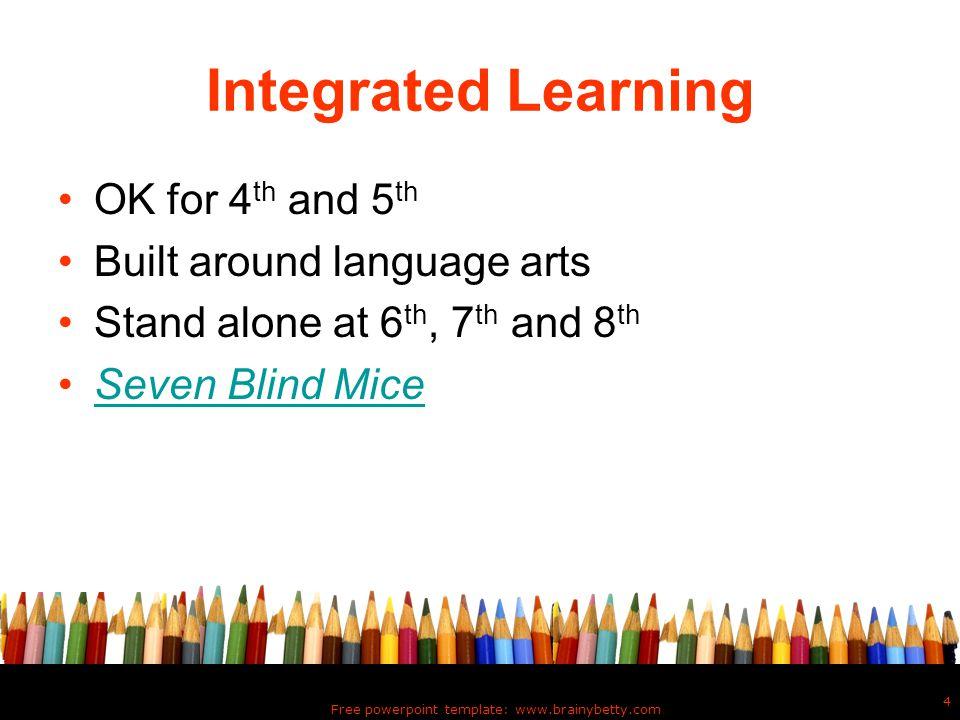 Language  Free PowerPoint Templates