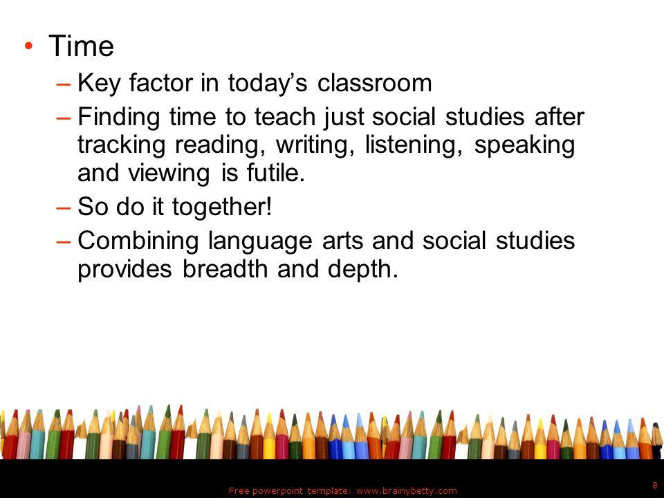 Seeing the whole through social studies ppt video online download free powerpoint template brainybetty toneelgroepblik Images