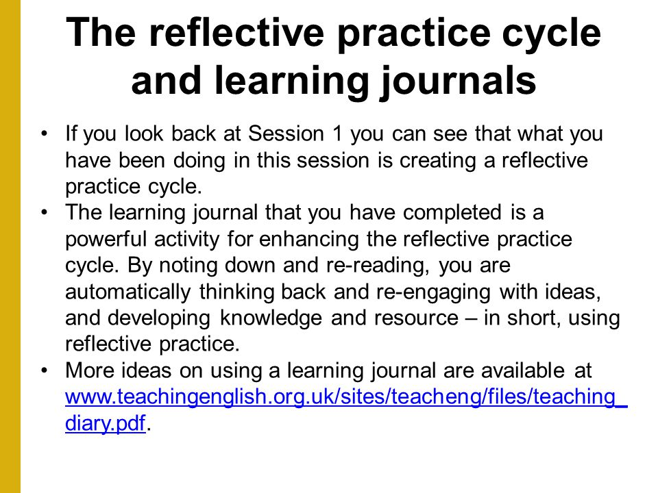 session 2 ptlls reflective log Preparing to teach in the lifelong learning sector (ptlls)  topic 2  it is  important to establish ground rules at the first session before there is an issue,  such as late arrivals and mobile phones ringing if you make the  reflective  journal.