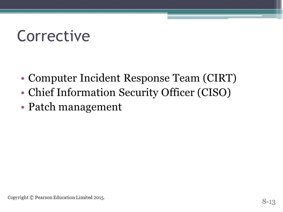 """computer incident response policy cirt Computer security incident  cert/cc incident handling life cycle in cert/cc """"handbook for computer incident response teams (cirts)  •incident response policy."""