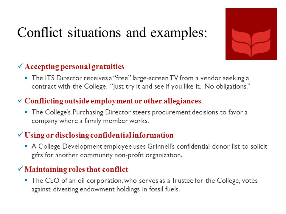 a conflict situation These drawbacks can have serious consequences if applied to social situations for example, win-lose negotiation: may serve to turn the negotiation into a conflict situation, and can serve to damage any possible long-term relationship.