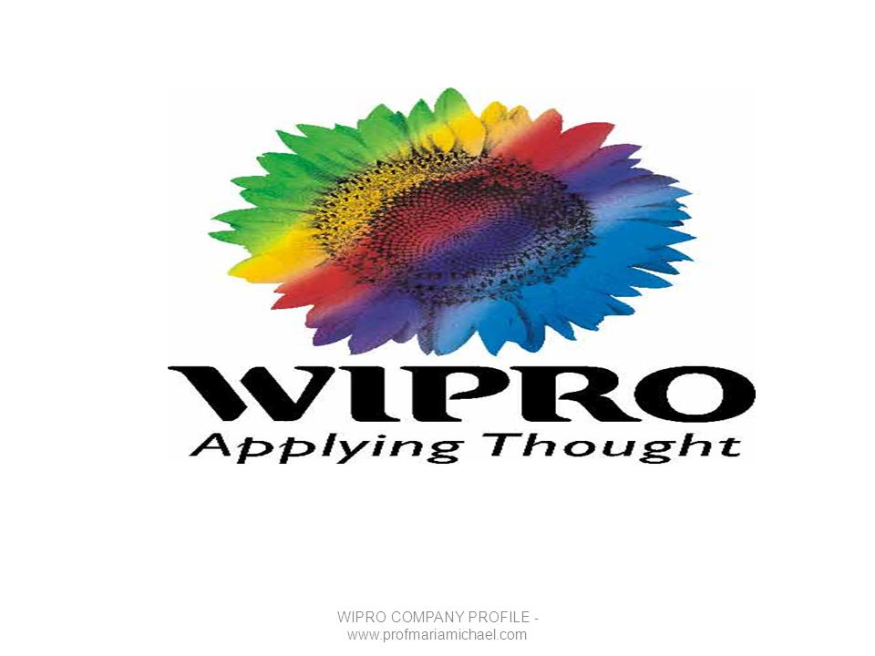 wipro market segment Address the healthcare instruments market outside the diagnostic segmentwipro's forays continued further in the field of technology and it.