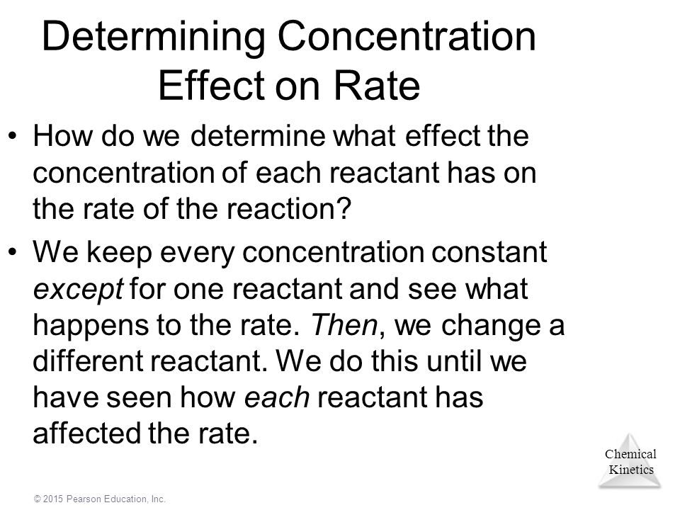 How does an increase in surface area affect the rate of a chemical reaction?