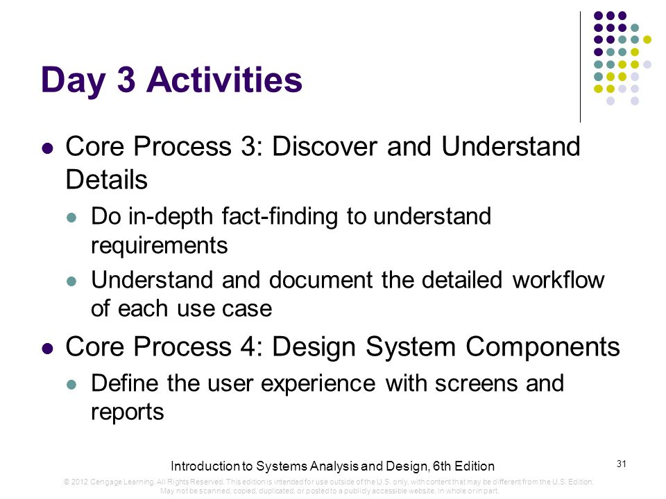 system analysis and design case study questions System analysis and design - chapters 1-7 study guide - download as pdf file (pdf), text file (txt) or read online system analysis and design 9th edition chapters.
