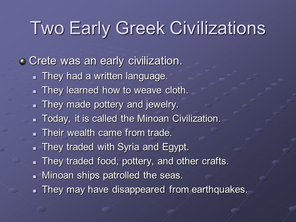 ancient greek contributions to western civilization Ancient greece formed the foundation of much of western culture today everything from government, philosophy, science, mathematics, art, literature, and even.