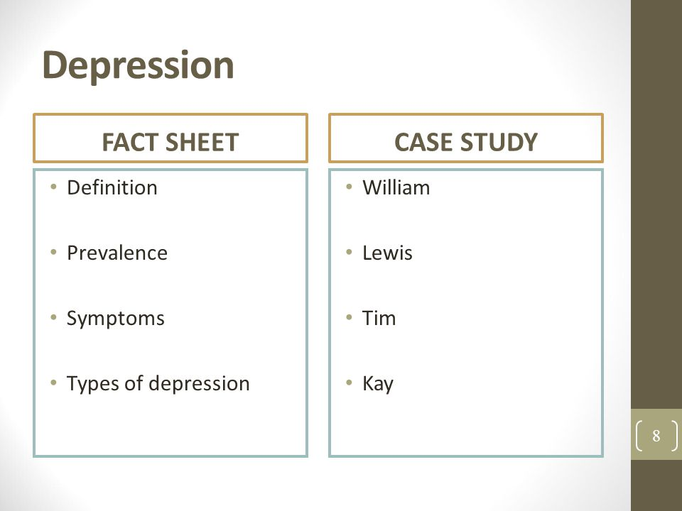 definition symptoms and treatment of depression By definition, major depressive disorder cannot be due to: physical this abuse of alcohol or street drugs actually worsens major depressive disorder depression may also be a consequence of drug or alcohol withdrawal and is commonly inadequate treatment severe initial symptoms early.