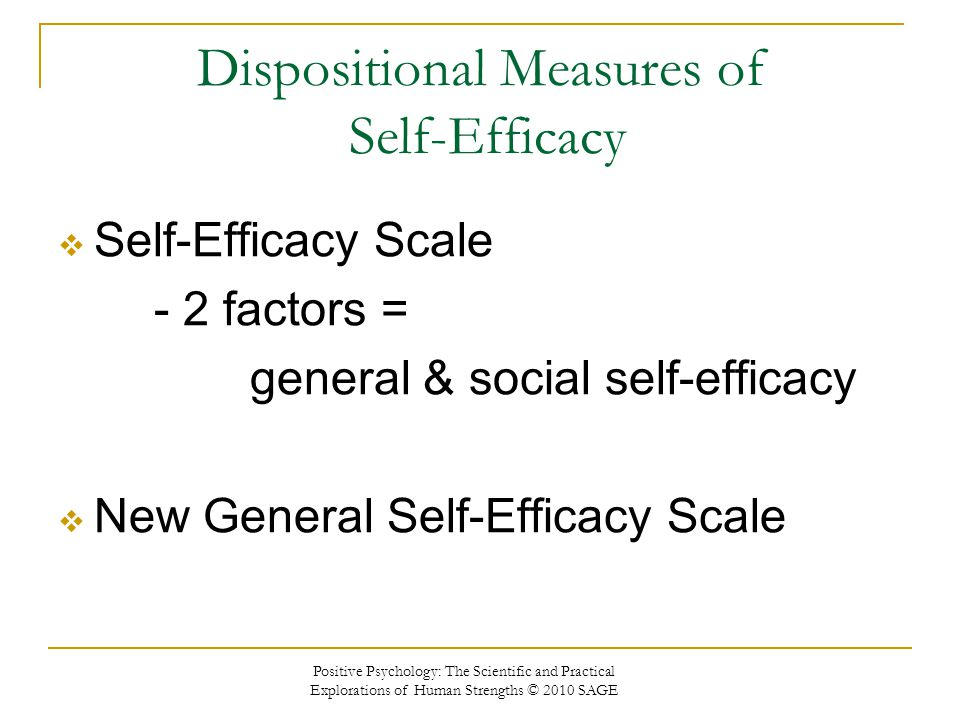 psychometric study of academic self efficacy scale A psychometric investigation of the college self-efficacy inventory  academic  self-efficacy scale (cases owen & froman, 1988) are examples of general.