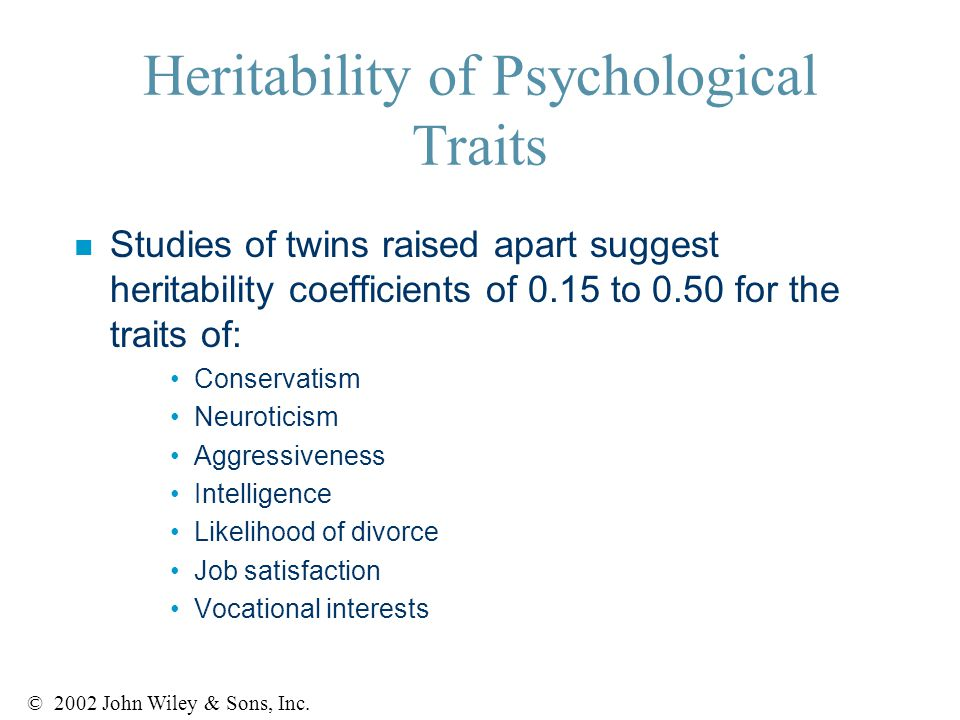 neuroticism and conservatism effects on satisfaction Found that, compared to liberals and conservatives, libertarians show 1)  tables  that show the effects separately for males and females  conservatives) on  neuroticism, and they scored quite high (similar to  may be due to the fact that  libertarian satisfaction with life is not related to connection to.
