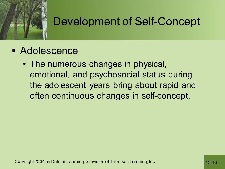 development of the adolescent Adolescence is one of the most rapid phases of human development biological maturity precedes psychosocial maturity this has implications for policy and programme responses to the exploration and experimentation that takes place during adolescence the characteristics of both the individual and .