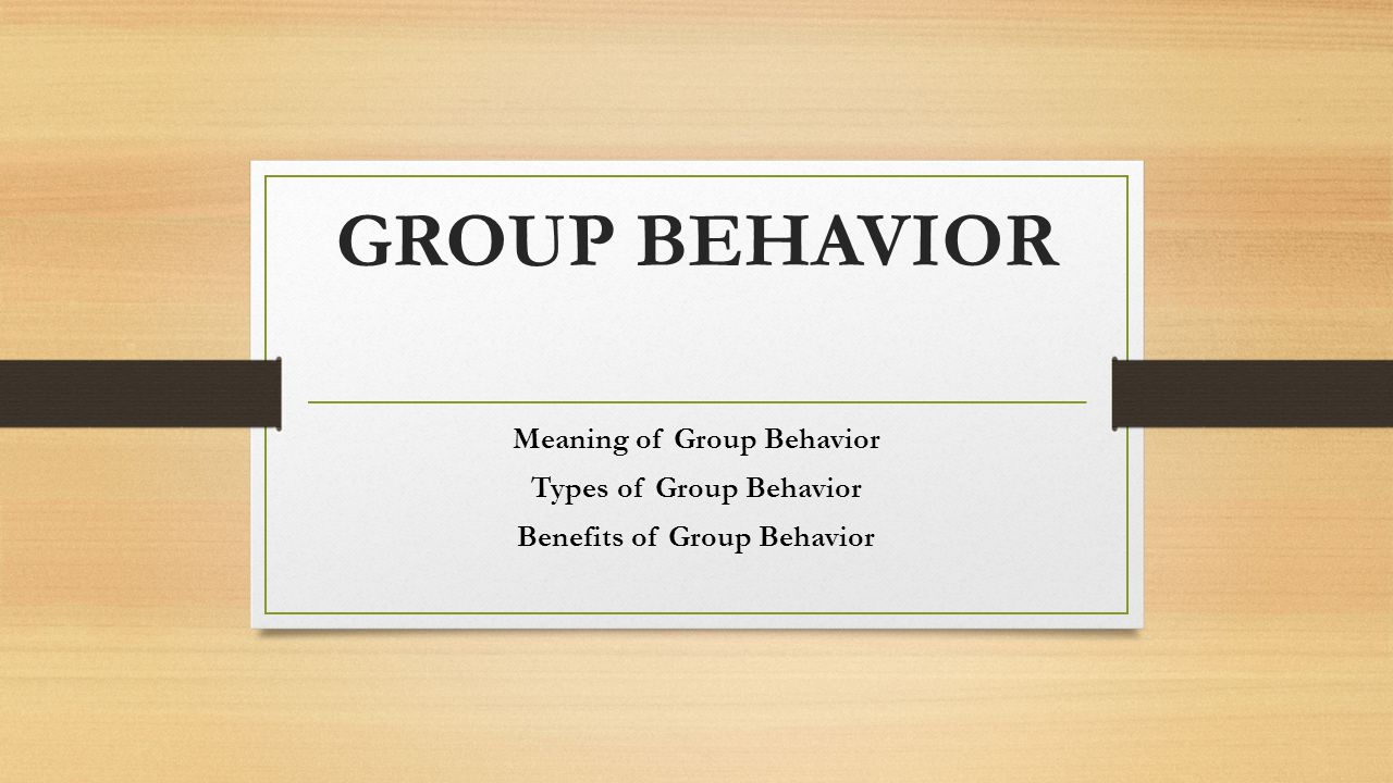 What is a group Meaning of a word and usage examples 44