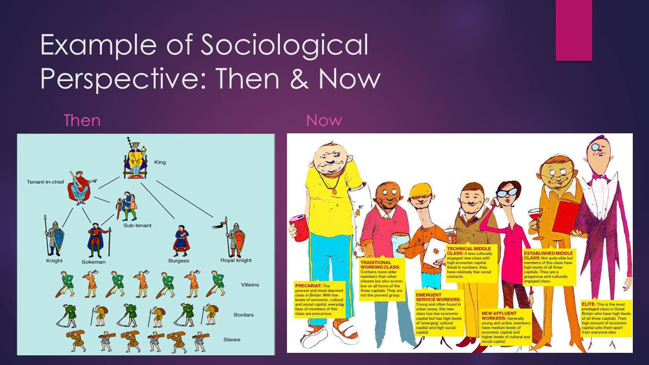 sociological prespective Seeing the broader social context the sociological perspective stresses the social contexts in which people live it examines how these contexts influence people's lives at the center of the sociological perspect.
