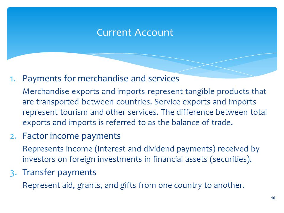 difference between balance of trade and balance of payment pdf