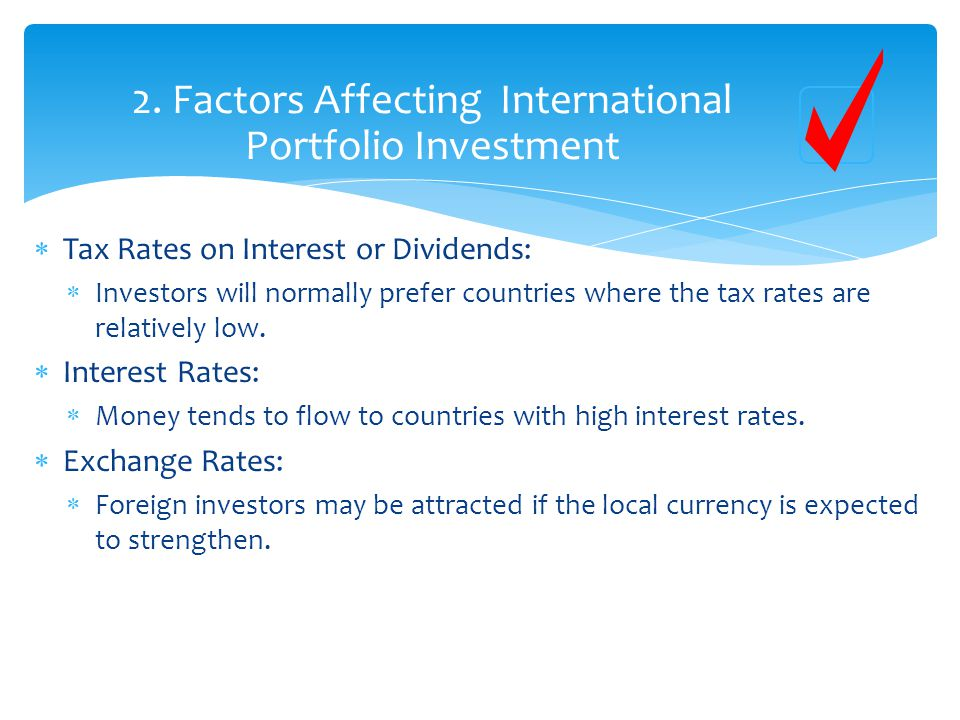 factors affecting interest rate on list Study 6 factors affecting nominal interest rates flashcards from smith m on studyblue  nominal risk free rate that would exist on a security if no inflation were .
