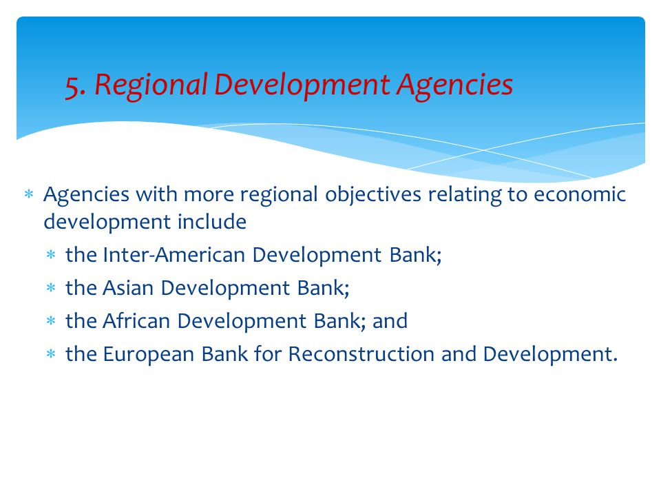 regional development bank performanc The performance of adb sovereign lending and grant operations is assessed  through project/program completion reports (pcrs) prepared by the regional.