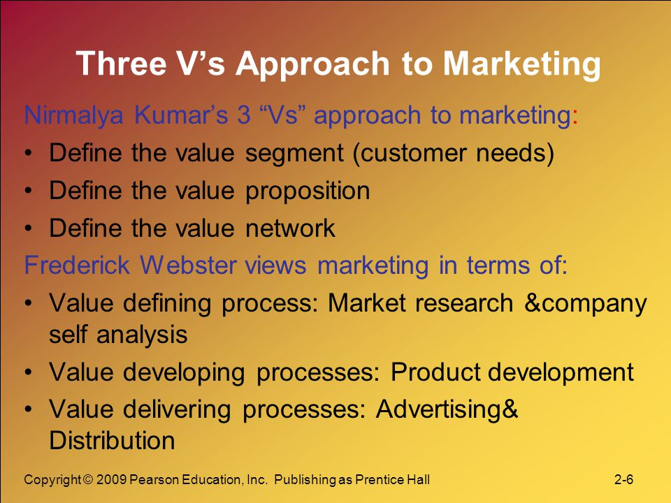 nirmalya kumar marketing as strategy pdf