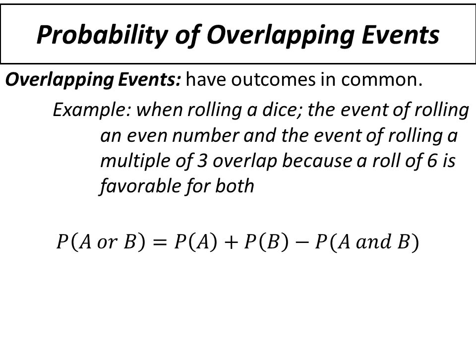Probability Of Multiple Events Worksheet - The Best and Most ...