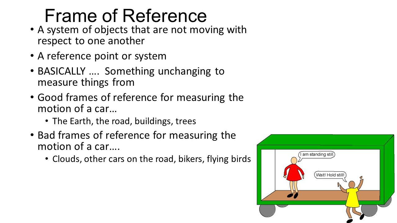 point of reference - Roho.4senses.co
