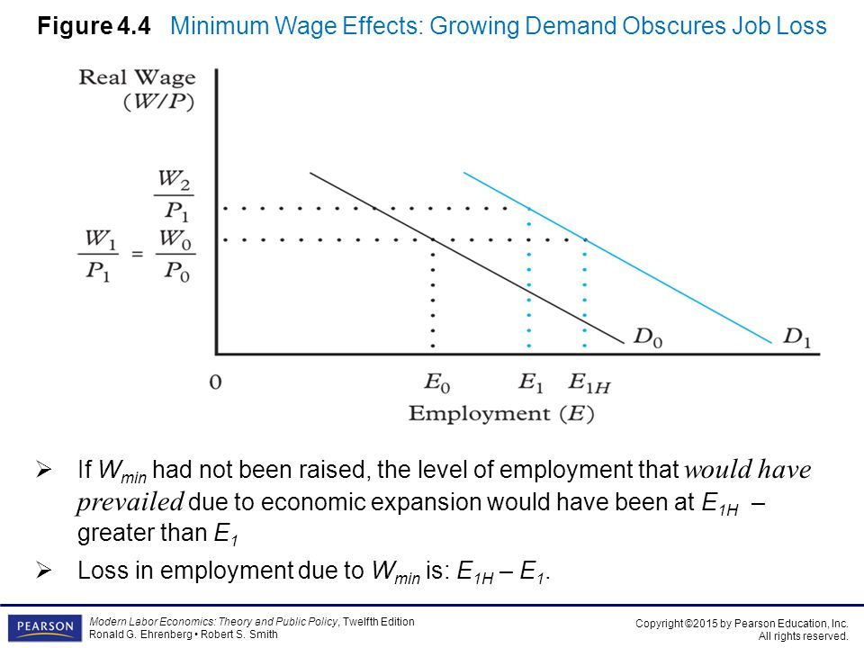 an examination of the effects of minimum wage on economic growth July 1, 2003 human development economics europe and central  rational  minimum wage policy should be based on the analysis of the wage distribution   the informal sector make the impact of minimum wages potentially different in  the.