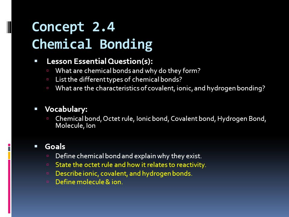 Unit 2 Chemistry. - ppt video online download