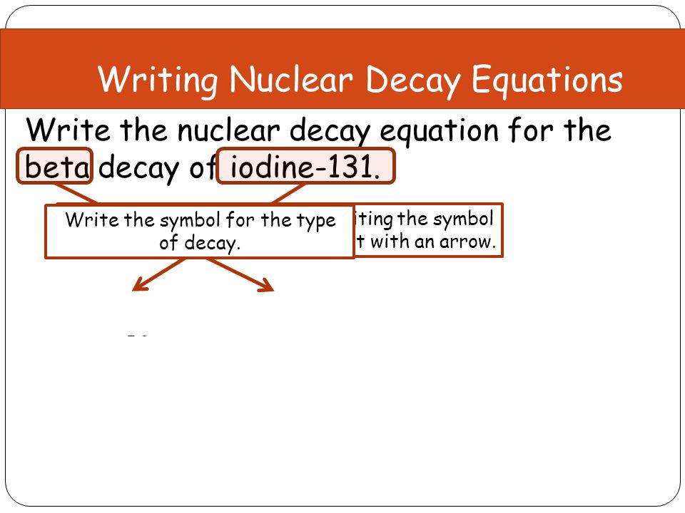 Carbon dating nuclear equation alpha
