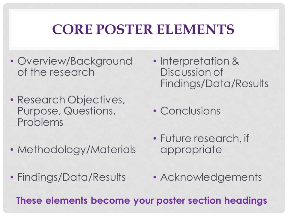 elements of research methodology 11 elements of a typical research cycle details of a given research cycle may considerably change within a different approaches however, most research should start with a an activity that aims to define precise research questions through both a review of the literature and reflections about.
