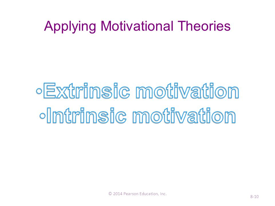 how different organizations apply motivation theories to motivate employees Traditional motivation theories focus on specific elements that motivate employees in pursuit of organizational performance for example, motives and for example, lawrence and nohria (2002) use cross-disciplinary perspectives to explain how human nature is the foundation of employee motivation they argue that it is.