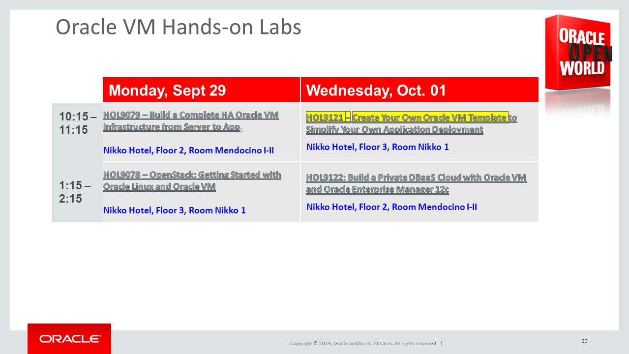 download oracle vm templates - con building a private cloud with openstack ppt video