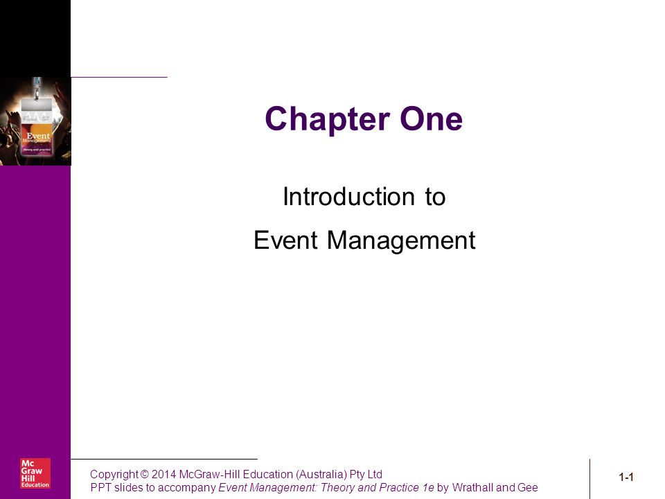 Introduction to event management ppt video online download.