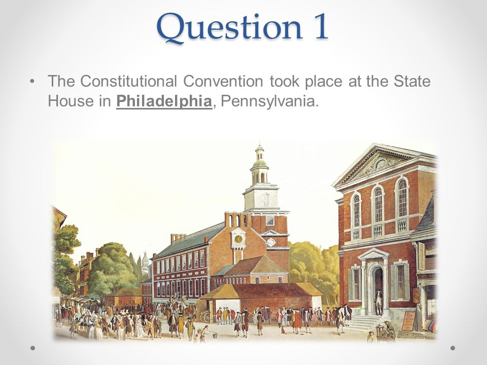 Constitutional Convention Worksheet - ppt video online download