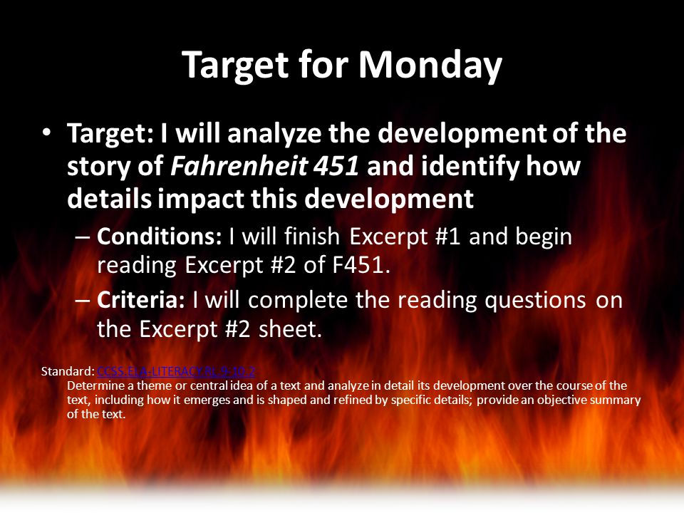 fahrenheit 451 4 essay