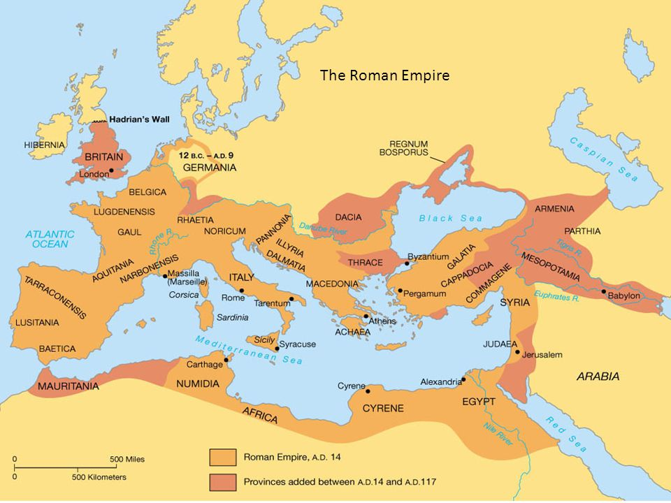 comparing and contrasting the roman empire and the byzantium empire