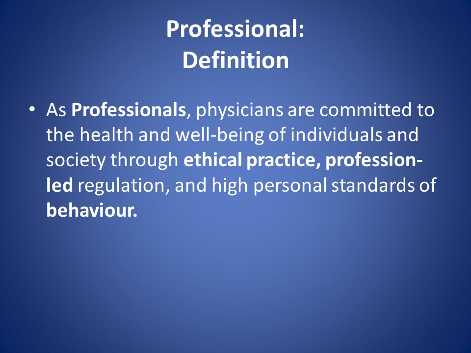 the definition and the professional practice of a perfusionist One of the most important roles on this team is the perfusionist  they can pursue continuing education options online or at professional  practice monitoring.