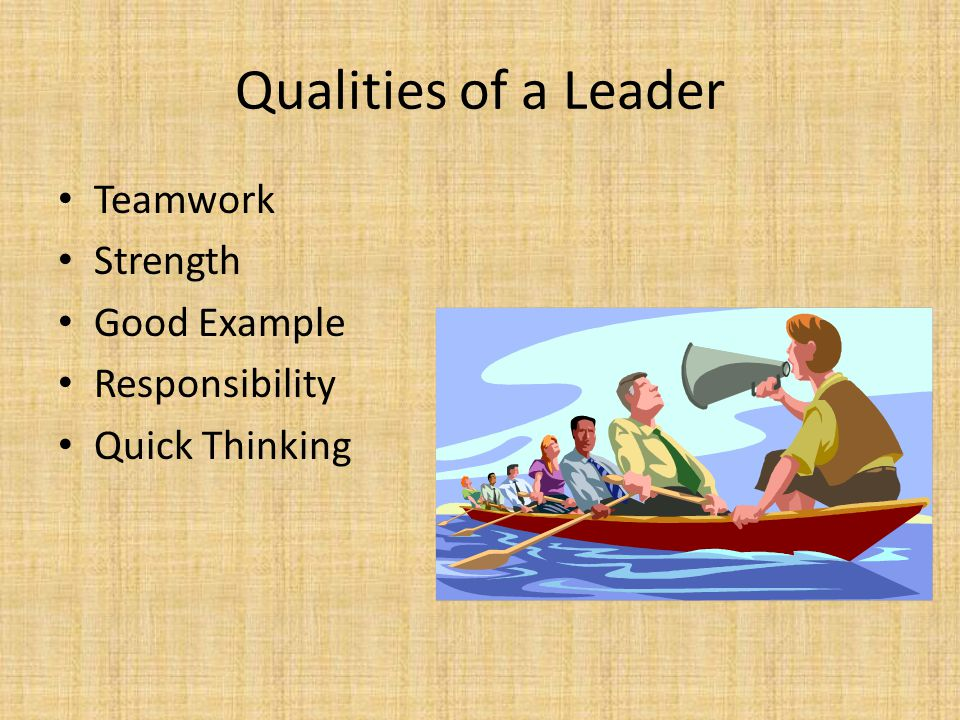 the responsibility of a good leader As a leader, you're forced to play multiple roles within your teams and your   really good companies create value across the board--for the.