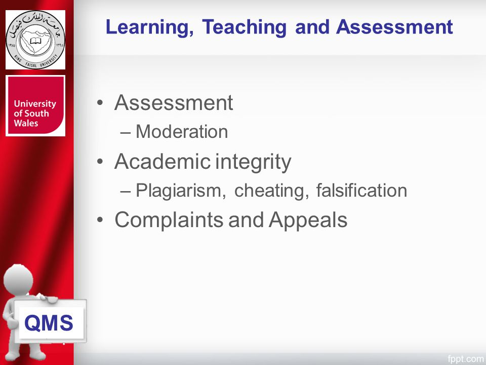 Learning, Teaching and Assessment
