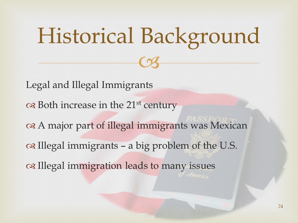 illegal immigration issues Top 10 solutions to illegal immigration in the usa  illegal immigration has long been a problem in the us although the number of people living in the country illegally has slowed sharply during the recession, new estimates show signs of continuing rebound.