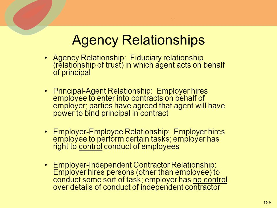 trust relationship between employer and employee Employee relations is the term used to define the relationship between employers and employees with an increasing emphasis on helping line managers establish trust-based relationships with employees.