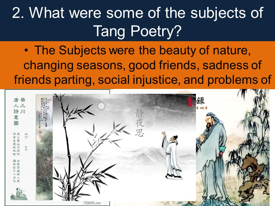 The Beauty of Chinese Poetry