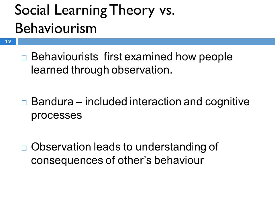 difference between behaviourism and contructivism when Constructivism vs objectivism: where is difference for designers of e-learning environments [12], behaviourism and constructivism • learning activities must.
